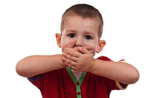 بددهنی و فحاشی در کودکان