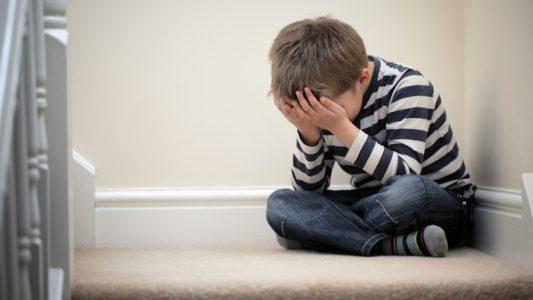 نشانه مشکلات روانی کودکان
