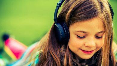 کتاب های صوتی برای کودکان