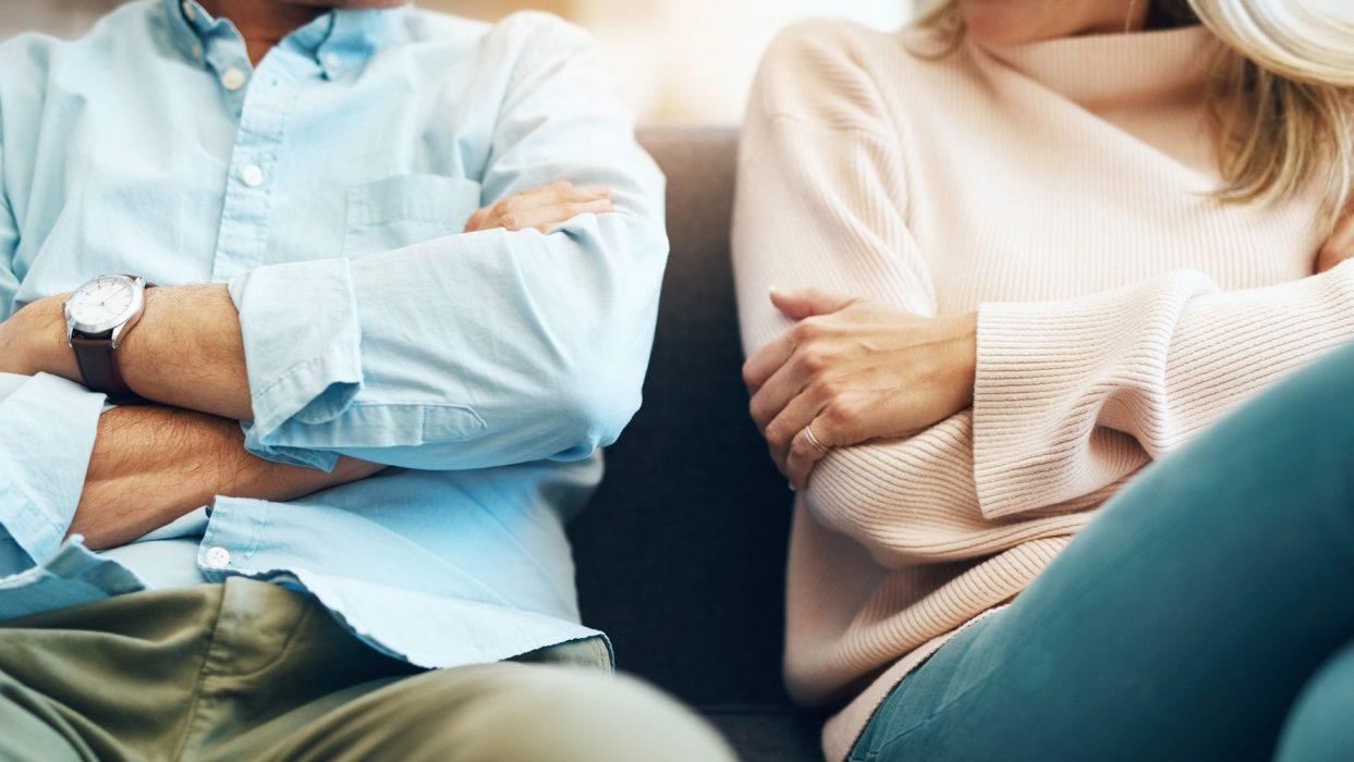 اشتباه بزرگ در زندگی مشترک