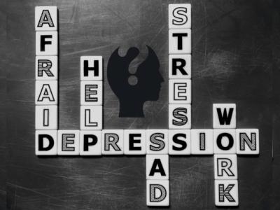 عبارات مرتبط با افسردگی