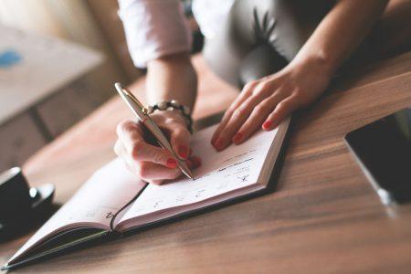 فواید یادداشت نویسی روزانه