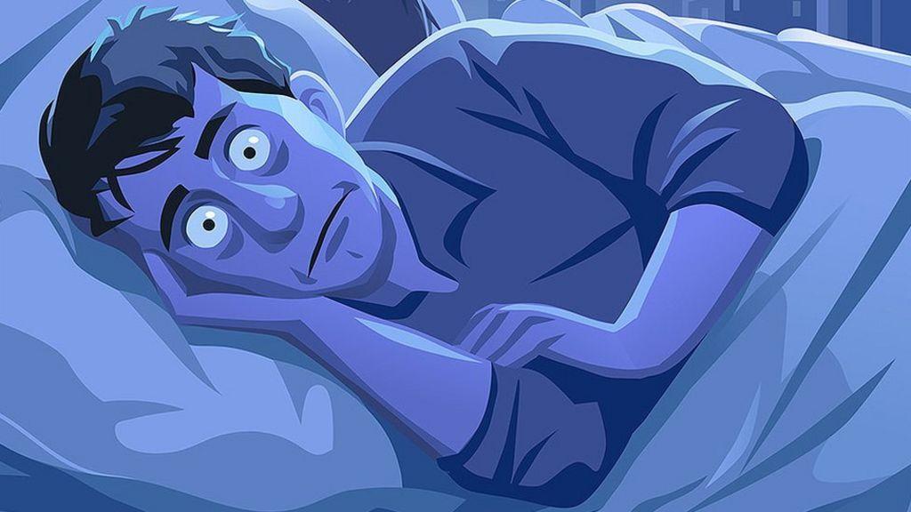 تاثیر بیخوابی بر مغز