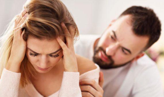شکست عشقی بعد طلاق