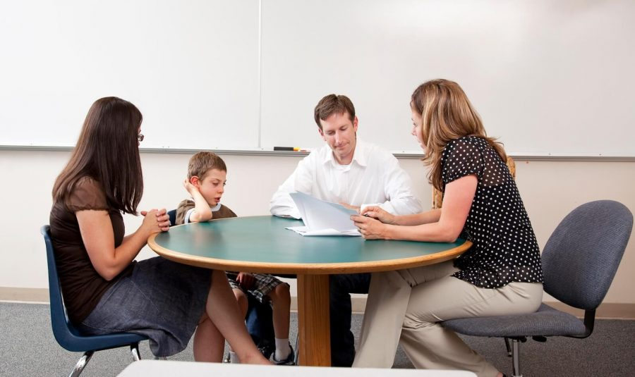ارتباط با معلم فرزندتان